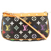 Louis Vuitton Black Monogram Multicolore Pochette Accessoires Bag (Pre Owned)