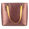 Louis Vuitton Violet Monogram Mat Stockton Bag (Pre Owned)