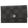 Louis Vuitton Damier Graphite Canvas Multicles 6-Key Case (Pre Owned)