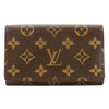 Louis Vuitton Monogram Canvas Porte-Tresor Wallet (Pre Owned)