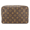Louis Vuitton Monogram Canvas Trousse Toilette 23 Cosmetic Pouch (Pre Owned)