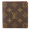 Louis Vuitton Monogram Canvas Porte-Billets 6 Card Wallet (Pre Owned)