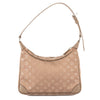 Louis Vuitton Beige Monogram Satin Boulogne PM Bag (Pre Owned)