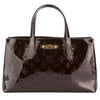 Louis Vuitton Amarante Monogram Vernis Leather Wilshire PM Bag (Pre Owned)