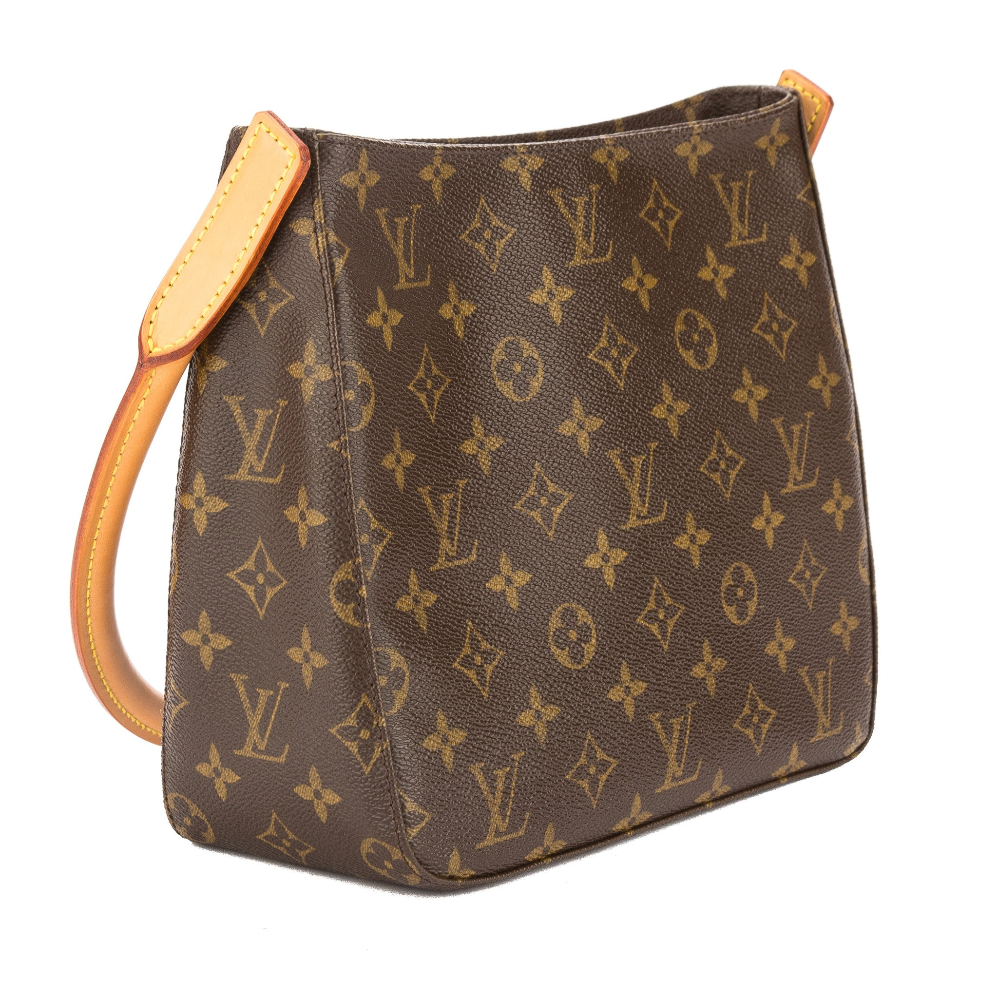 92661651e335 Louis Vuitton Monogram Canvas Looping MM Bag (Pre Owned) - 3449004 ...