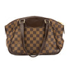 Louis Vuitton Damier Ebene Canvas Verona PM Bag (Pre Owned)