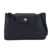Longchamp Navy Metis Leather Le Pliage Cuir Crossbody Bag (New with Tags)