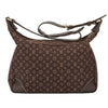 Louis Vuitton Ebene Monogram Mini Lin Canvas Boulogne Bag (Pre Owned)