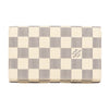 Louis Vuitton Damier Azur Canvas Porte-Tresor Wallet (Pre Owned)