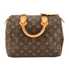 Louis Vuitton Monogram Canvas Speedy 25 Bag (Pre Owned)