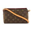 Louis Vuitton Monogram Canvas Recital Bag (Pre Owned)