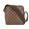 Louis Vuitton Damier Ebene Canvas Olav PM Bag (Pre Owned)