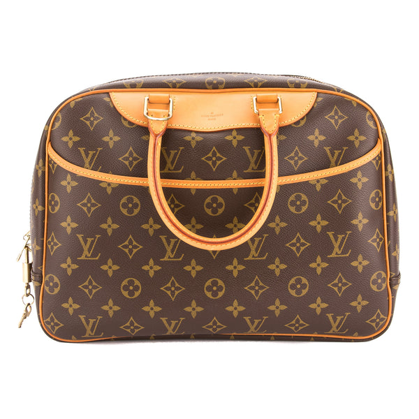 a974c03486e4 Louis Vuitton Monogram Canvas Deauville Bag (Pre Owned) - 3482008 ...