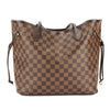 Louis Vuitton Damier Ebene Canvas Neverfull MM Bag (Pre Owned)