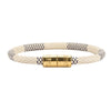 Louis Vuitton Damier Azur Canvas Keep It Bracelet (Pre Owned)
