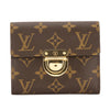 Louis Vuitton Monogram Canvas Koala Trifold Wallet (Pre Owned)