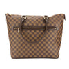 Louis Vuitton Damier Ebene Canvas Saleya GM Bag (Pre Owned)