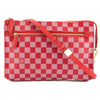Louis Vuitton Carmine Damier Couleur Canvas Modul Bag (Pre Owned)