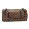 Louis Vuitton Damier Ebene Canvas Papillon Bag (Pre Owned)