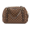 Louis Vuitton Damier Ebene Canvas Rivington GM Bag (Pre Owned)