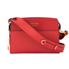 Prada Red Saffiano Leather Camera Bag (New with Tags)