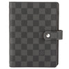 Louis Vuitton Damier Graphite Canvas Agenda MM Day Planner Cover (Pre Owned)