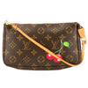 Louis Vuitton Monogram Canvas Cherry Pochette Accessoires Bag (Pre Owned)