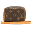 Louis Vuitton Monogram Canvas Trousse Wapiti Mini Pochette (Pre Owned)