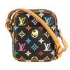 Louis Vuitton Black Monogram Canvas Multicolore Rift Pochette Bag (Pre Owned)
