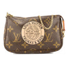 Louis Vuitton Monogram Canvas Mini Pochette Accessoires T&B Bag (Pre Owned)