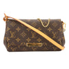 Louis Vuitton Monogram Canvas Favorite PM Bag (Pre Owned)