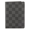 Louis Vuitton Damier Graphite Canvas Couverture Passport Cover (Pre Owned)