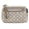 Louis Vuitton Platine Monogram Idylle Canvas Mini Pochette Accessoires Bag (Pre Owned)