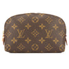 Louis Vuitton Monogram Canvas Cosmetic Pouch (Pre Owned)