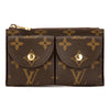 Louis Vuitton Monogram Canvas Duo Pouch (Pre Owned)