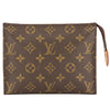 Louis Vuitton Monogram Canvas Poche Toilette 19 Bag (Pre Owned)