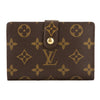 Louis Vuitton Monogram Canvas Porte-Monnaie Billets Viennois Wallet (Pre Owned)