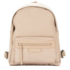 Longchamp Chalk Satin Nylon Canvas Le Pliage Neo S Backpack (New with Tags)