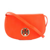 Tory Burch Red Leather Jamie Clutch (New With Tags)
