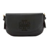 Tory Burch Black Leather Harper Mini Cross-body Bag (New With Tags)