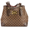 Louis Vuitton Damier Ebene Canvas Hampstead MM Bag (Pre Owned)