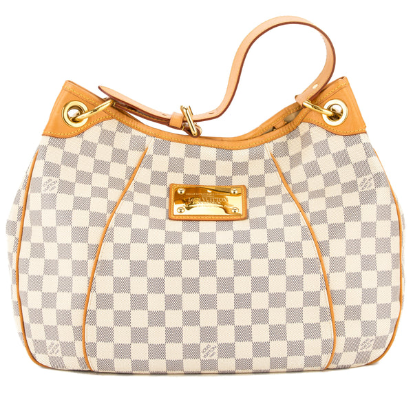 c64ea147c2174 Louis Vuitton Damier Azur Canvas Galliera PM Bag (Pre Owned ...