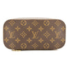 Louis Vuitton Monogram Canvas Trousse Blush GM Cosmetic Pouch (Pre Owned)