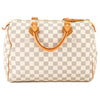 Louis Vuitton Damier Azur Canvas Speedy 30 Bag (Pre Owned)