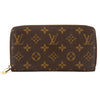 Louis Vuitton Monogram Canvas Zippy Long Wallet (Pre Owned)