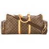 Louis Vuitton Monogram Canvas Sac Gymnastique Bag (Pre Owned)
