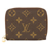 Louis Vuitton Damier Ebene Canvas Zippy Coin Purse (Pre Owned)