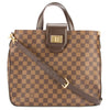 Louis Vuitton Damier Ebene Canvas Cabas Rosebery Bag (Pre Owned)