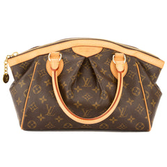 Louis Vuitton Monogram Canvas Tivoli PM Bag (Pre Owned)