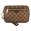 Louis Vuitton Damier Ebene Canvas Pochette Billets Macao Bag (Pre Owned)
